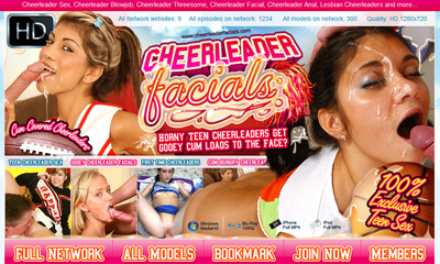 cheerleaderfacial